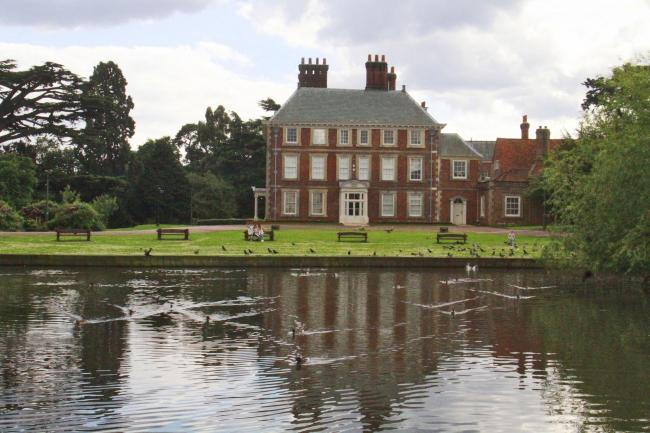 Forty Hall is just one example of Enfield's rich heritage