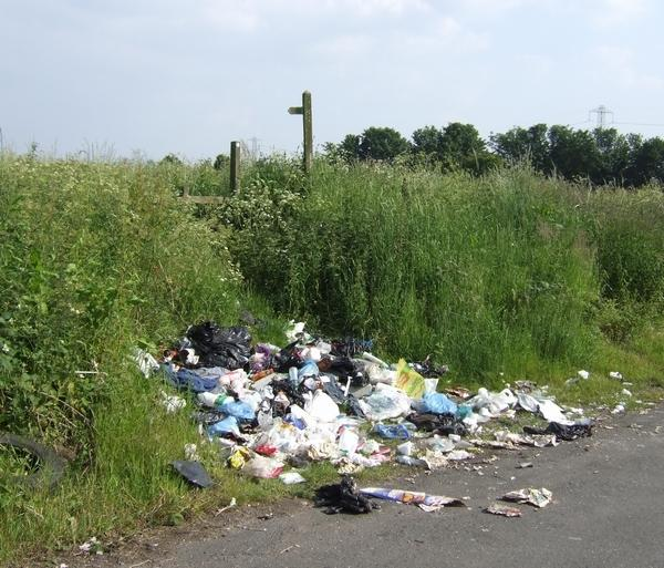 The ClearWaste.com app can be downloaded for free to help councils tackle fly-tipping