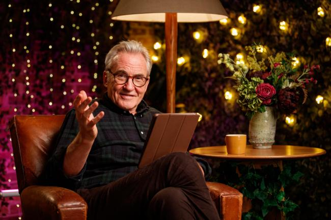 Larry Lamb will modernise reading for the digital age (Photo credit Plusnet)