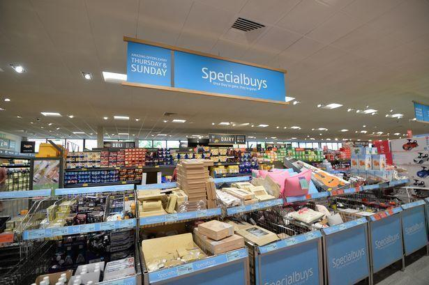 Aldi Specialbuys corner. Photo: The Argus