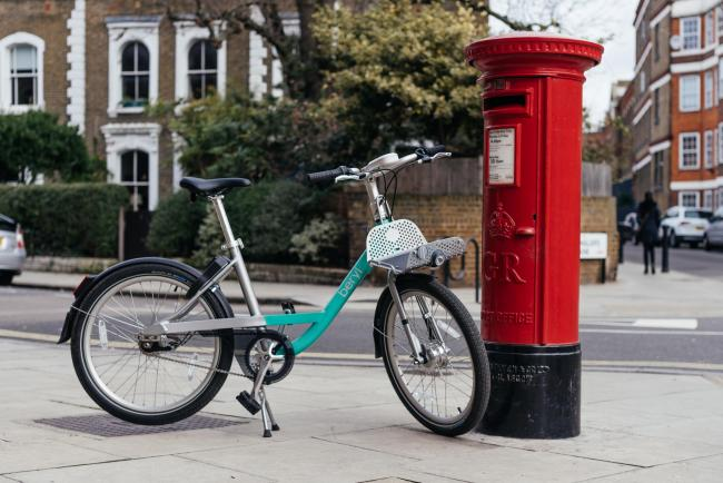 A Beryl Bike (Image: Anna Rachel Photography)