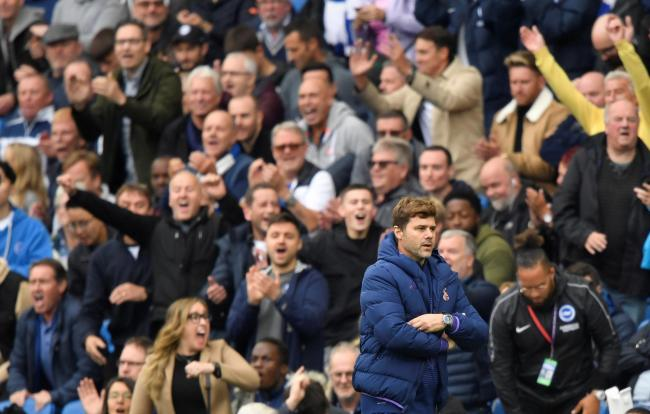 The problems continue to mount for Mauricio Pochettino. Picture: Action Images