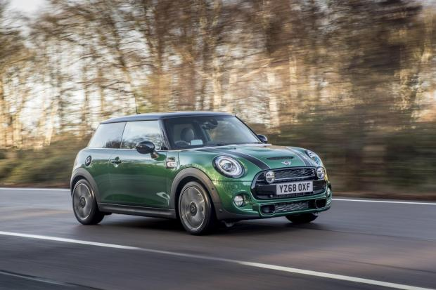 First drive of the Mini 60 Years Edition