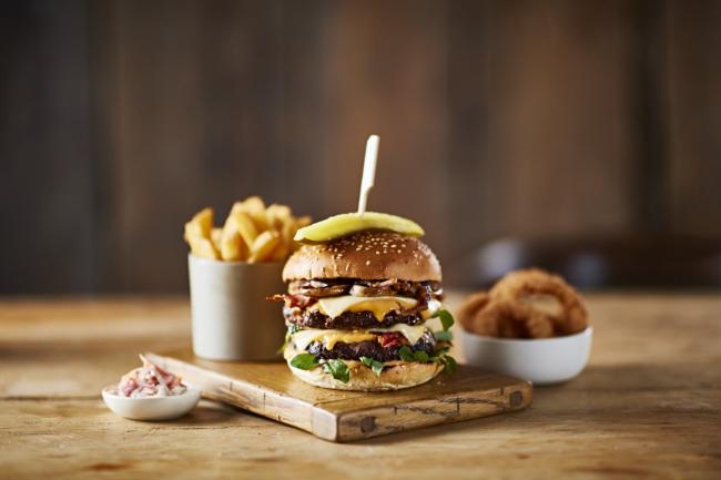 Enjoy delicious pub favourites at a tasty price at Inn On The Park