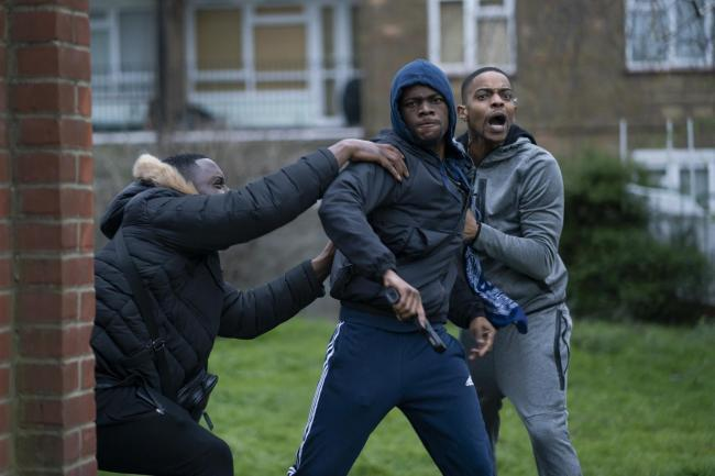 Blue Story is not a film hyping gang life (Photo: PA)