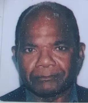 Edwin Salmon (pictured) went missing on Tuesday, November 26