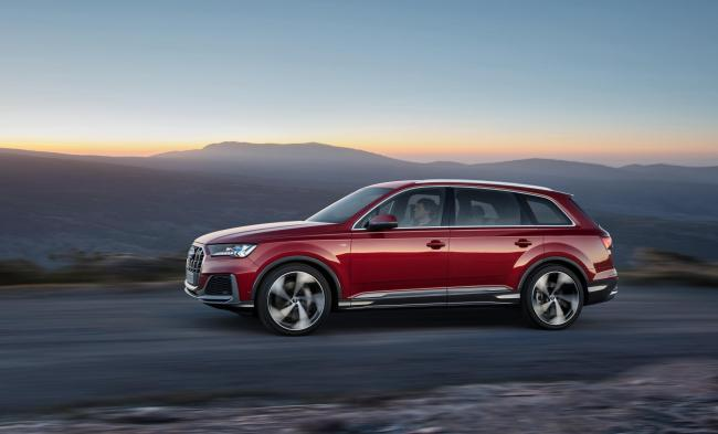 New Audi Q7:  'First impressions are important, and the Q7 doesn't disappoint'