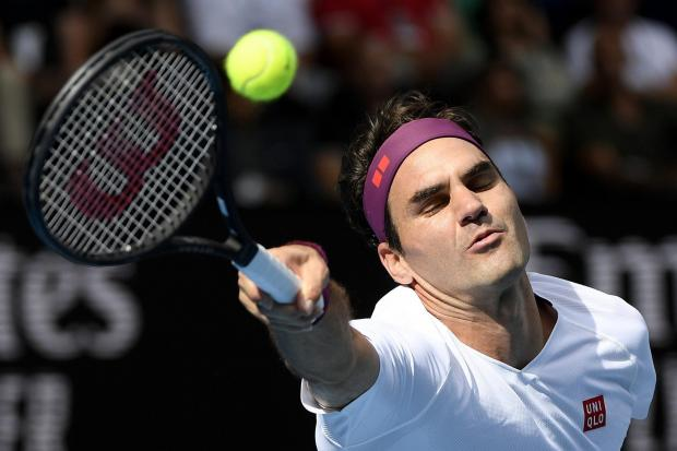 Roger Federer has been pushed to the limits in Melbourne this fortnight