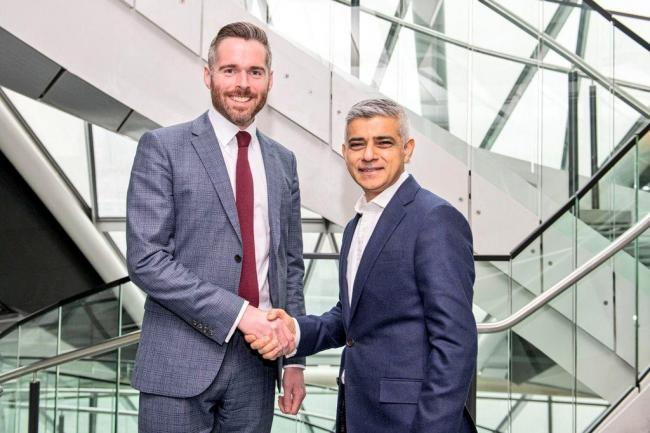 Tom Copley has been a London Assembly member since 2012 (Photo: GLA).