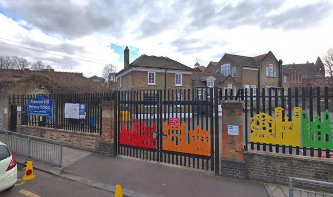 Stamford Hill Primary School (Image: Google Maps)