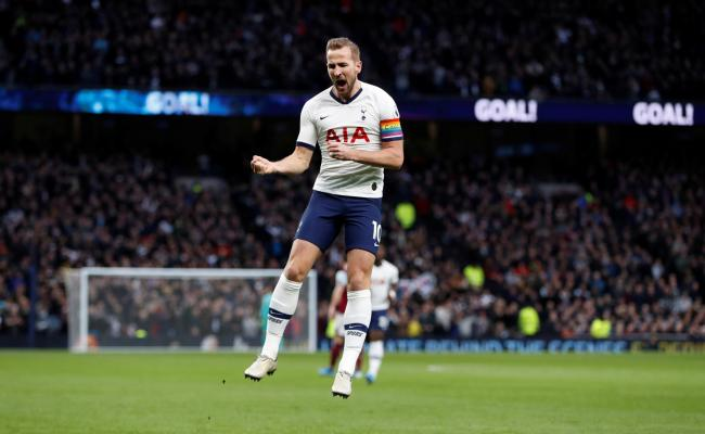 Harry Kane says he is 'at a good stage now'. Picture: Action Images