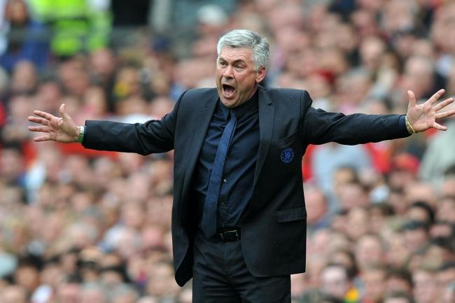 Carlo Ancelotti was sacked as Chelsea managed on May 22, 2011