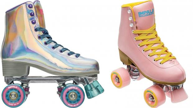 Tottenham Independent: Take part in this summer's hottest trend with these roller skates. Credit: Impala / Amazon