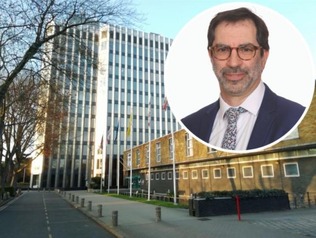 Cllr Daniel Anderson wants to defend himself against bullying allegations (Image: Canva/Enfield Council)