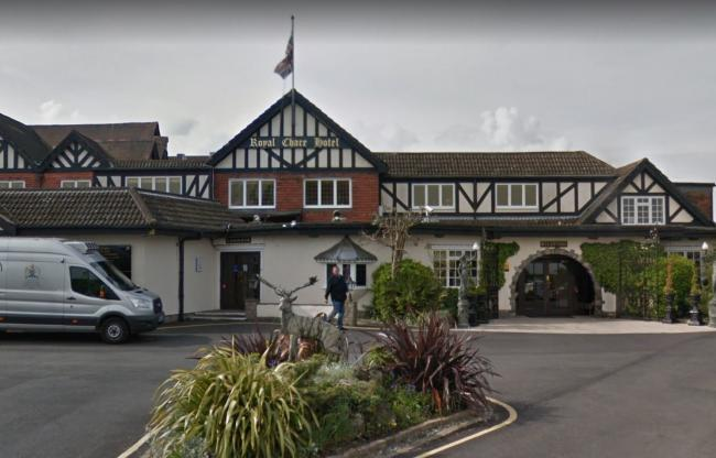 The Royal Chace Hotel in Enfield (Image: Google Maps)