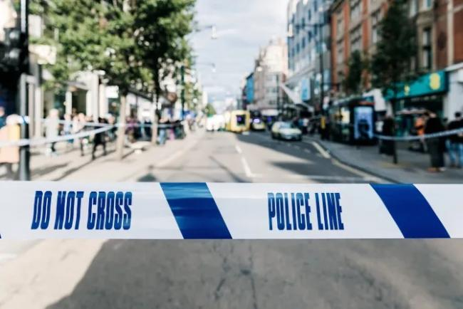 A murder probe has been launched (stock image Met Police)