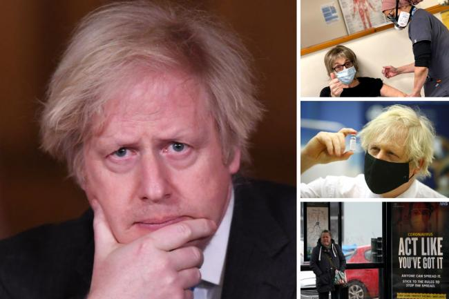 Prime Minister Boris Johnson will today reveal the UK's roadmap out of the coronavirus pandemic lockdown. Photo: PA