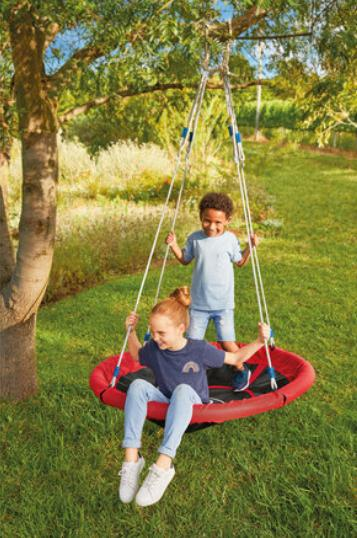 Tottenham Independent: Playtive Nest Swing. (Lidl)