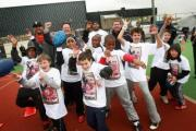 Sporting cultures collide in Tottenham for half-term project