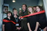 Kinks star opens complex to get Fortismere's music pupils going