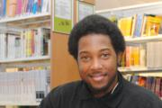 Jermaine Jones, 22, is studying to become a youth worker in order to provide for his family