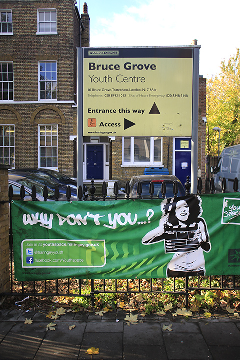 Closure of Bruce Grove Youth Centre a 'rumour', says council officer