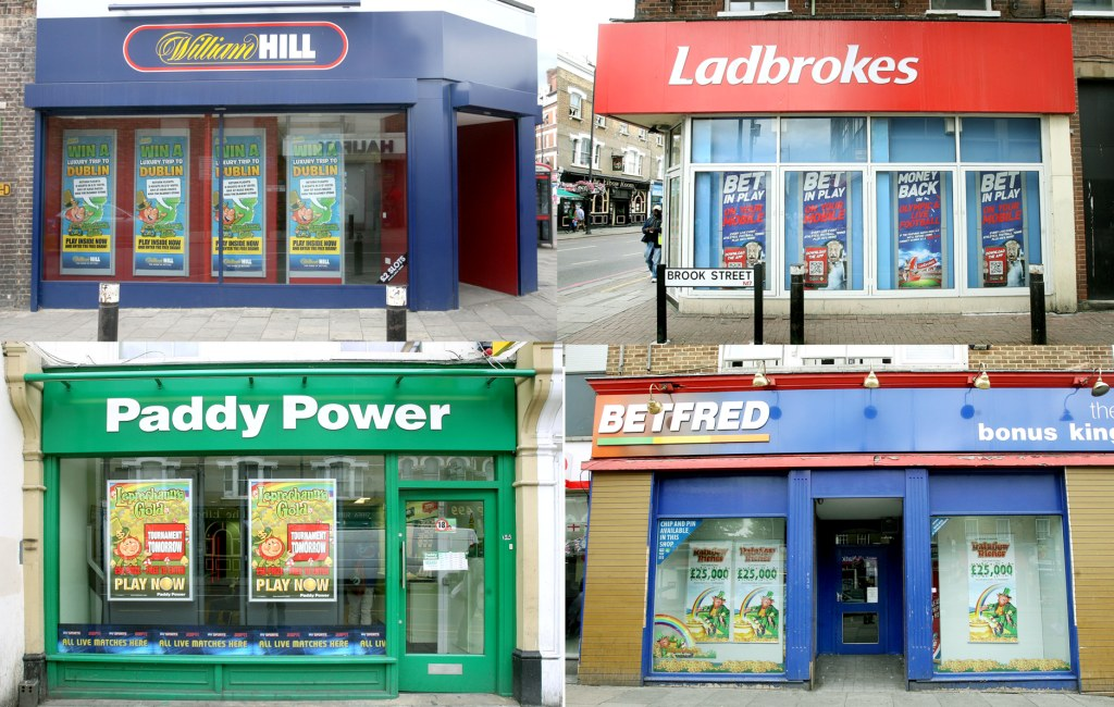 'We do not have sufficient powers to address the betting shops problem'