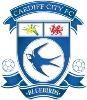 Tottenham Independent: Football Team Logo for Cardiff City
