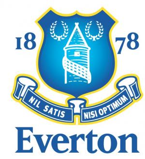 Tottenham Independent: Football Team Logo for Everton