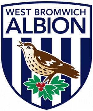 Tottenham Independent: Football Team Logo for West Bromwich Albion