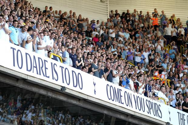 'Yids' charges against Spurs fans dropped
