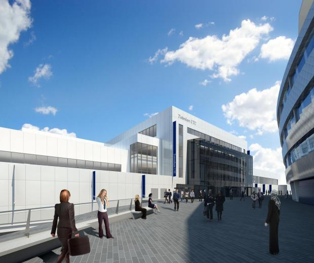 The Tottenham UTC is due to open in September