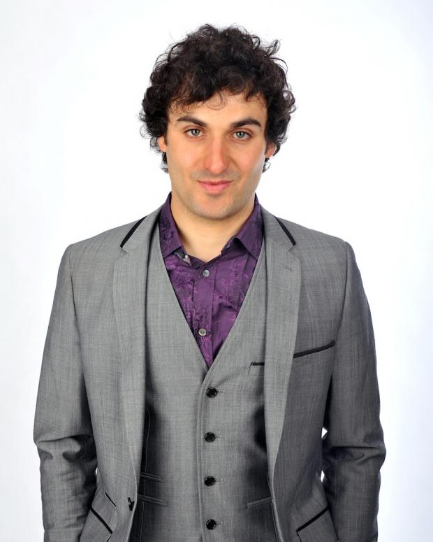 Tottenham Independent: Comedian Patrick Monahan makes a splash