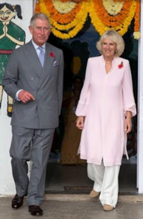 Prince of Wales and Duchess of Cornwall to visit garden show