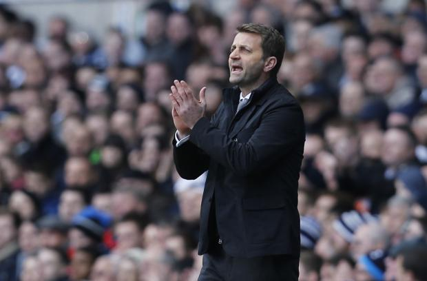 Sherwood said his players showed the guts and