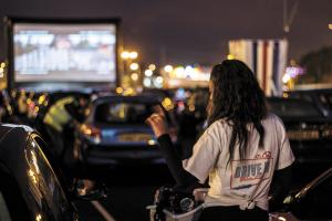Rooftop drive-in cinema coming to Ally Pally