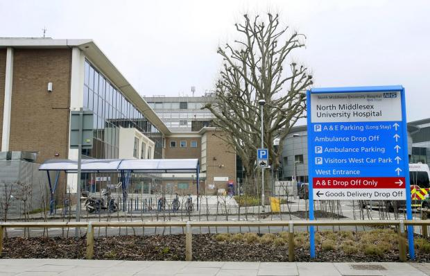 North Middlesex University Hospital questioned over high number of deaths recorded as 'palliative'