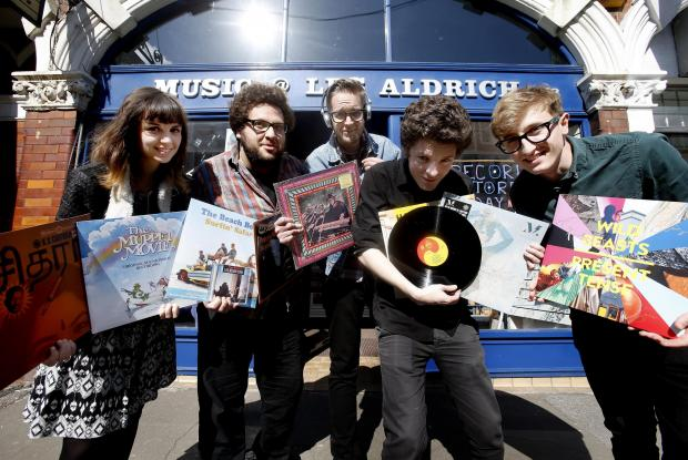 Record store day 'roaring success'