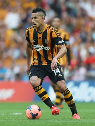 Jake Livermore helped Hull to the FA Cup final last term. Picture: Action Images