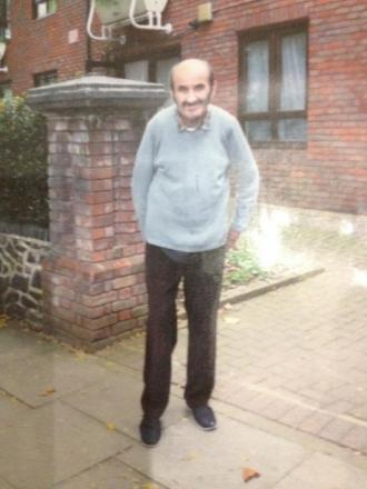 Brian Playforth, 66, has been missing from Haringey since Wednesday
