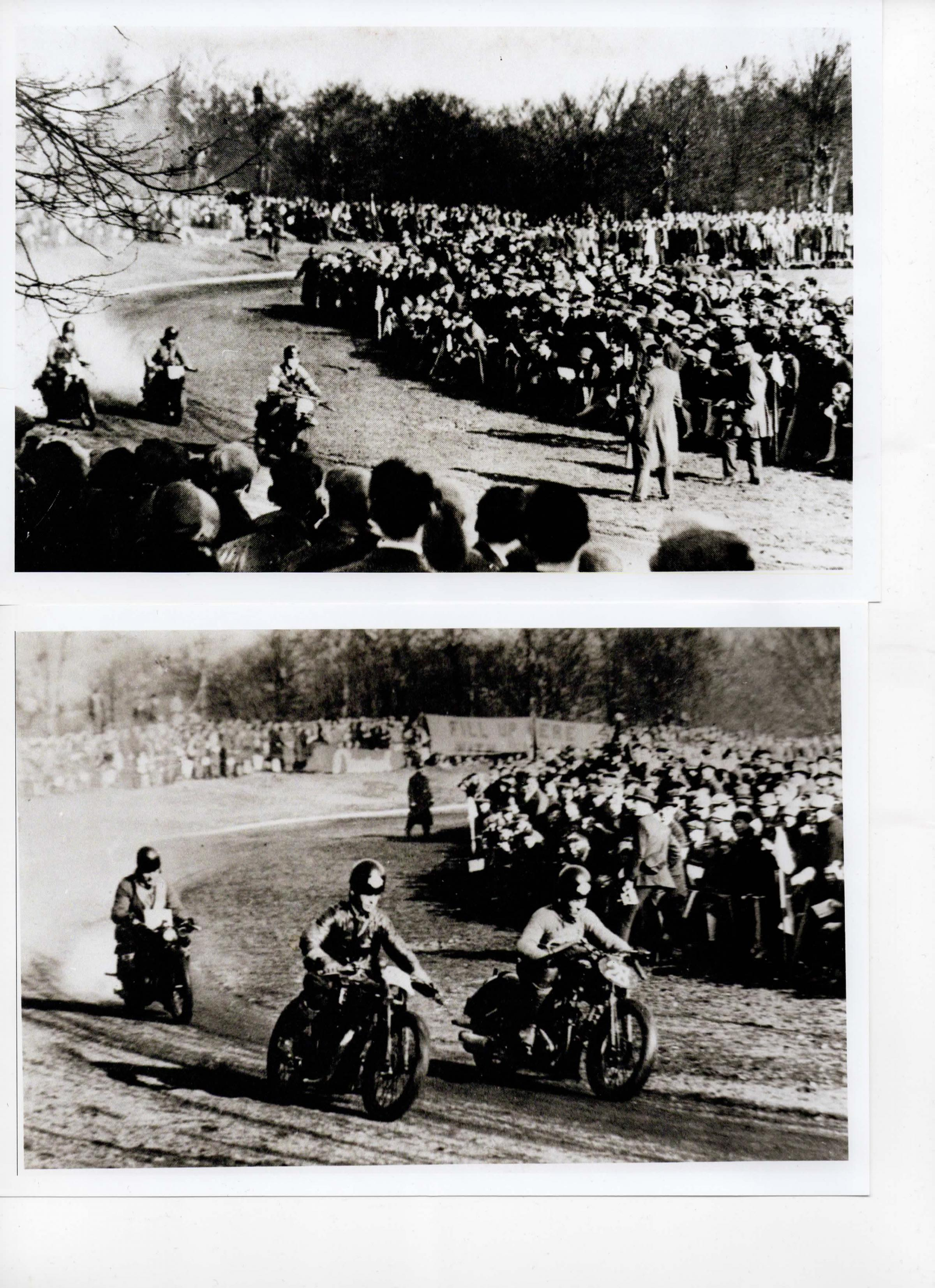 In 1930, just two years after Britain's first Speedway meeting was held in High Beech, Ernie Miller opened Epping Forest's first tea hut in Fairmead Road.
