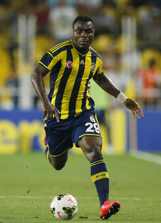 The agent of Fenerbahce striker Emmanuel Emenike has confirmed