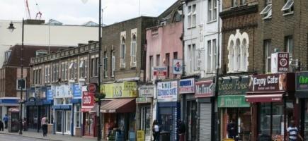 Tottenham High Street