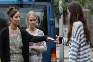 EastEnders' Lauren and Abi Branning ask Stacey Fowler for a huge favour - but will she do it?
