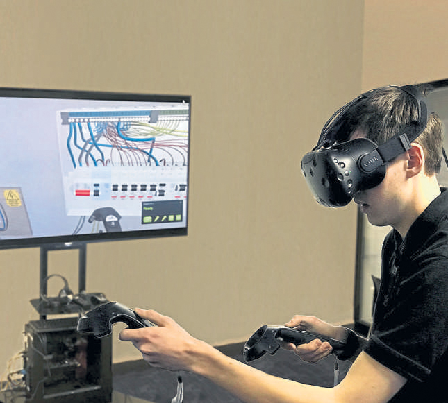 Future learners - virtual reality at PROCAT College
