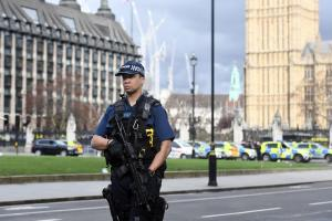 The Houses of Parliament is on lockdown after the incident
