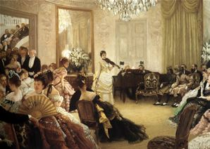 madame viardot's salon