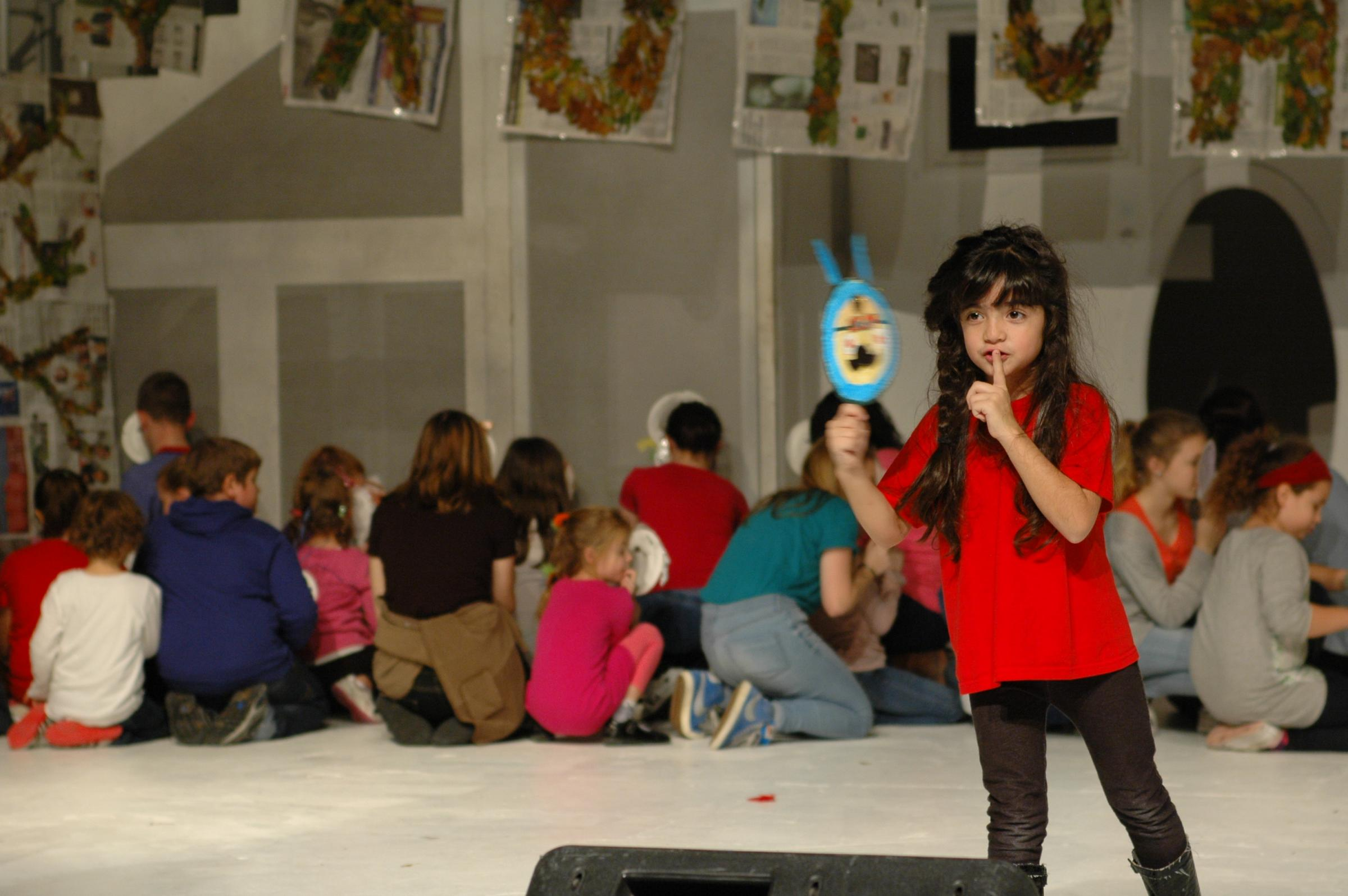 Play in a Day - Half-term Workshops