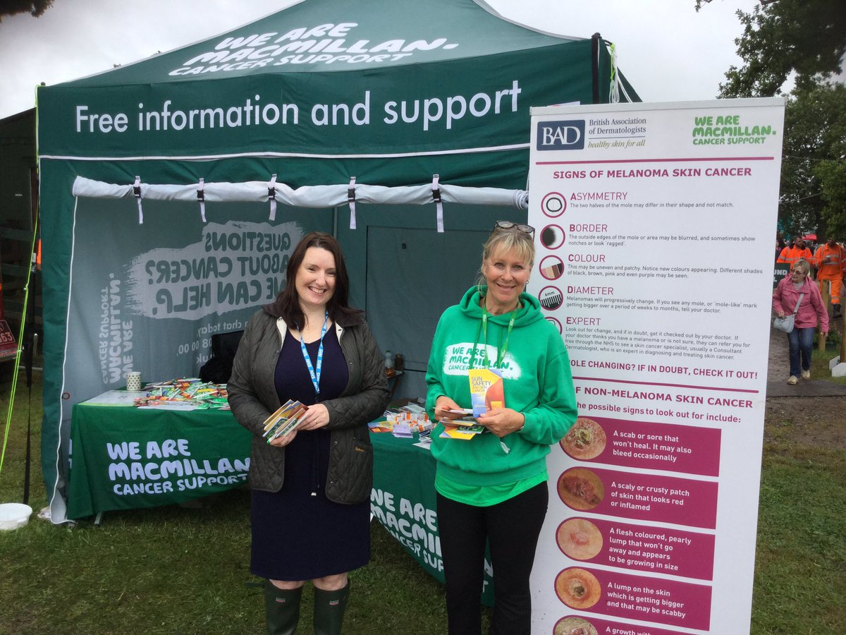 Macmillan Cancer Support Information Service in Willesden Green