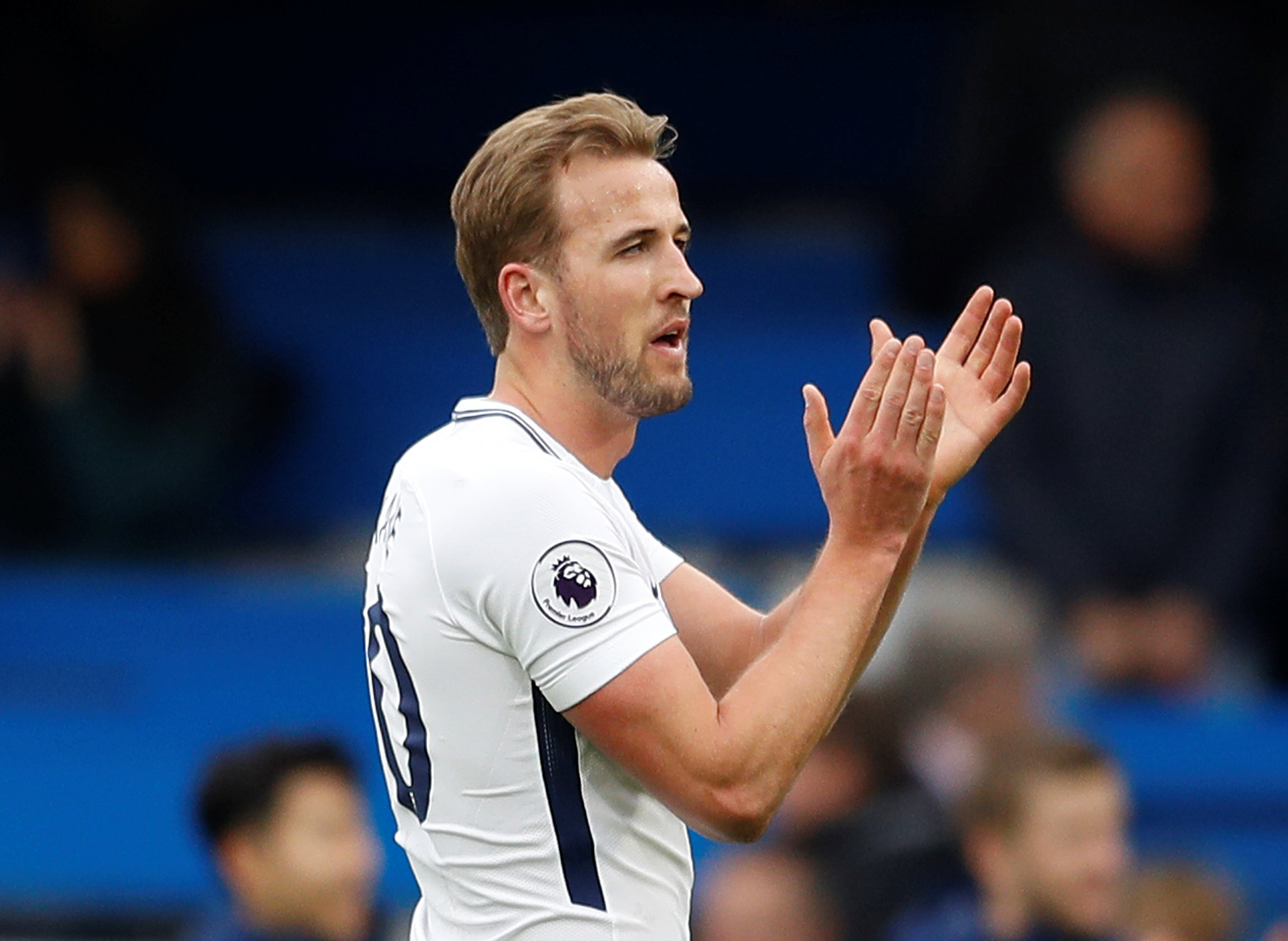 Harry Kane is in the running for the PFA Player and Young Player awards. Picture: Action Images